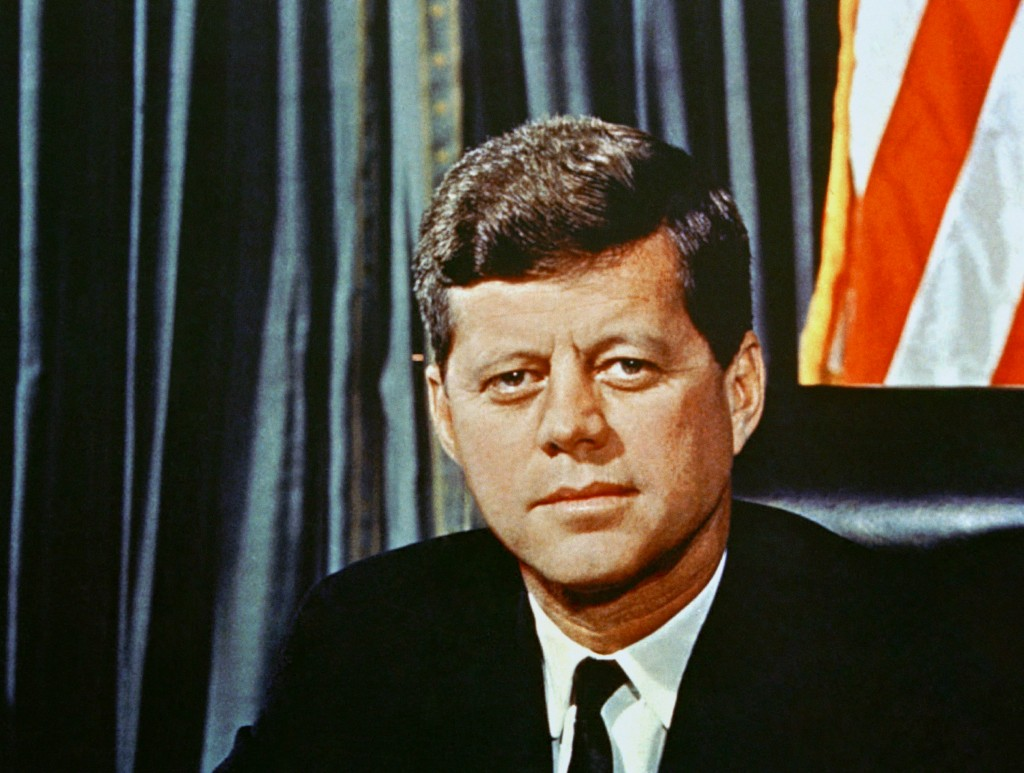a biography of john f kennedy 35th president of the united states